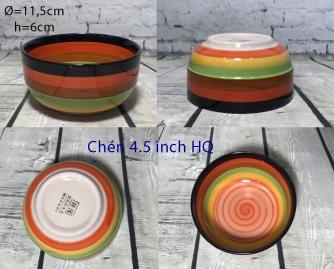 Chén 4,5 inch HQ