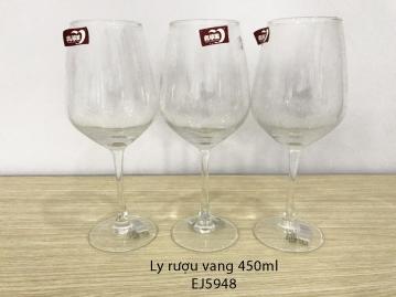 Ly rượu vang 450ml